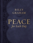 Peace for Each Day (Large Text Leathersoft) Cover Image