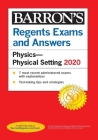 Regents Exams and Answers: Physics--Physical Setting 2020 (Barron's Regents NY) Cover Image