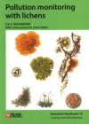 Pollution monitoring with lichens (Naturalists' Handbooks #19) Cover Image