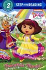 Fairytale Magic! (Dora the Explorer (Random House)) Cover Image