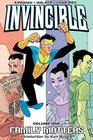 Invincible Volume 1: Family Matters Cover Image