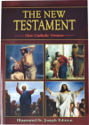 Saint Joseph New Testament-Nab Cover Image