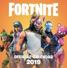 FORTNITE (OFFICIAL): 2019 Calendar Cover Image