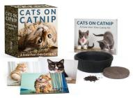 Cats on Catnip: A Grow-Your-Own Catnip Kit (RP Minis) Cover Image