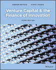 Venture Capital and the Finance of Innovation Cover Image