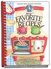 My Favorite Recipes Cookbook (Everyday Cookbook Collection) Cover Image