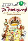 It's Thanksgiving! (I Can Read Level 3) Cover Image