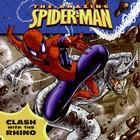 Spider-Man: Clash with the Rhino Cover Image