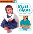 First Signs Board Book Cover Image