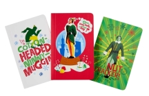 Elf Pocket Notebook Collection (Set of 3) (Holiday) Cover Image