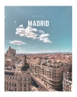 Madrid: A Decorative Book │ Perfect for Stacking on Coffee Tables & Bookshelves │ Customized Interior Design & Hom Cover Image