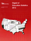 Digest of Education Statistics 2012 Cover Image