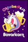 Oktoberfest Bavaricorn: Oktoberfest Einhorn Dirndl Lederhose Bier Bierkrug Fassbier Brezel Bierflasche Geschenk (6