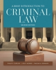 A Brief Introduction to Criminal Law Cover Image