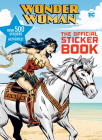 Wonder Woman: The Official Sticker Book (DC Wonder Woman) Cover Image