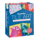 Decorative Tile Art: Create Beautiful Tiles for Display or Use Cover Image