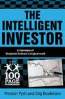 The Intelligent Investor: 100 Page Summary Cover Image