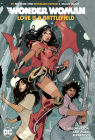 Wonder Woman Vol. 2: Love Is a Battlefield Cover Image