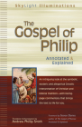 The Gospel of Philip: Annotated & Explained (SkyLight Illuminations) Cover Image