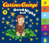 Curious George Good Night Book (CGTV Tabbed Board Book) Cover Image