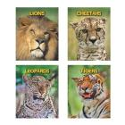 Living in the Wild: Big Cats Cover Image