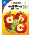 Preschool Skills: Gold Star Edition (Home Workbooks: Gold Star Edition) Cover Image