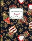 Souvenirs de Noël: Idée cadeau sympa pour toute la famille. Album de souvenirs des fêtes de fin d 'année Cover Image