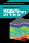 Quantitative Analysis of Geopressure for Geoscientists and Engineers Cover Image