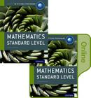 Ib Mathematics Standard Level Print and Online Course Book Pack: Oxford Ib Diploma Program Cover Image
