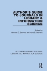 Author's Guide to Journals in Library & Information Science Cover Image