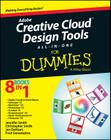 Adobe Creative Cloud Design Tools All-In-One for Dummies Cover Image