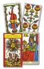 Tarot of Marseille (Lo Scarabeo Decks) Cover Image