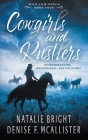 Cowgirls and Rustlers: A Christian Contemporary Western Romance Series Cover Image