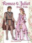 Romeo and Juliet Paper Dolls (Dover Paper Dolls) Cover Image