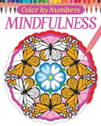 Color By Numbers - Mindfulness (Chartwell Coloring Books) Cover Image