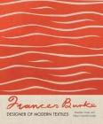 Frances Burke: Designer of Modern Textiles Cover Image