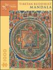 Tibetan Buddhist Mandala 1,000-Piece Jigsaw Puzzle (Pomegranate Artpiece Puzzle) Cover Image