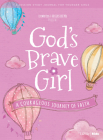 For Girls Like You: God's Brave Girl Younger Girls Study Journal: A Courageous Journey of Faith Cover Image