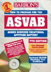 How to Prepare for the ASVAB with CD-ROM Cover Image