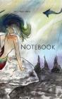 Notebook: mermaid shipwreck sea bottom ocean fantasy shark water ship Cover Image