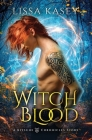 Witchblood: Gay Urban Fantasy Action Adventure Romance Novel Cover Image