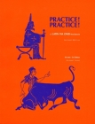 Practice! Practice!: A Latin Via Ovid Workbook (Revised Ed.) Cover Image