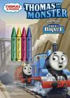 Thomas and the Monster (Thomas & Friends) Cover Image