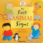 My First Animal Signs Cover Image