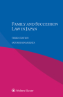 Family and Succession Law in Japan Cover Image