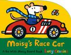 Maisy's Race Car: A Go with Maisy Board Book Cover Image