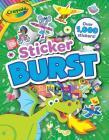 Crayola Sticker Burst (Crayola/BuzzPop) Cover Image