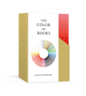The Color of Books: 8 Bright Notebooks; 160 Reading Recommendations Cover Image