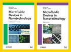 Microfluidic Devices in Nanotechnology Handbook Cover Image