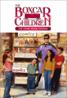 The Comic Book Mystery (Boxcar Children #93) Cover Image